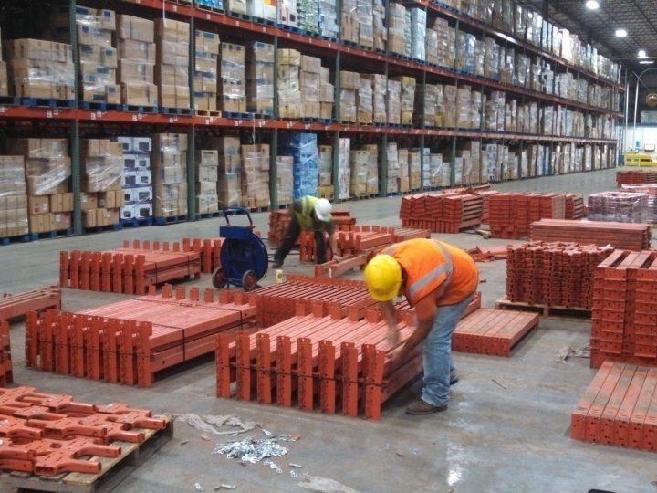 Một số đặc điểm về kệ chứa hàng công nghiệp cho nhà kho Nukirack