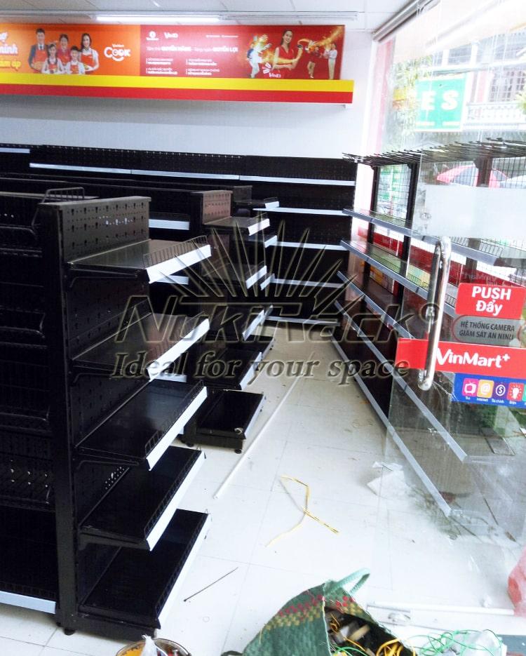 Giá kệ siêu thị cho Vinmart Lĩnh Nam
